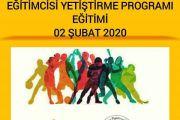 Otizmli Bireyler İçin Spor Eğitimcisi Yetiştirme Programı-İzmir-2