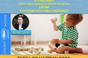 Otizm Riskli Bebekler Eğitim Programı (ORBEP)0-3 YAŞ-Zoom-Online Eğitim