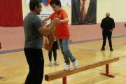 Karaman'da Otizmli Bireyler İçin Spor Eğitimcisi Yetiştirme Programı Eğitimi yaptık