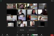 2. Online Eyde eğitimini yaptık