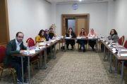 İstanbul'da EYDE eğitimi yaptık.