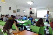Ankara'da Otizmli Bireyler İçin Spor Eğitimcisi Yetiştirme Programı eğitimi yaptık